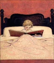 Jessie-Wilcox-Smith-Child-Reading-in-Bed.jpg